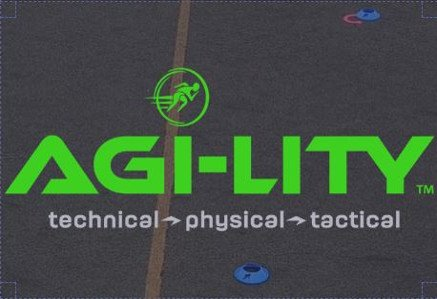 Agi-Lity is a football training system to improve technical attributes in young footballers