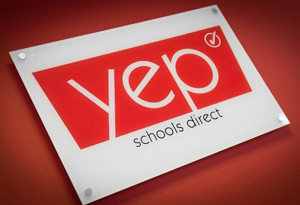 The Logo of Yep Schools Direct, the experts in the school photography in the Essex area