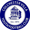 Colchester Villa Youth Football Club Logo