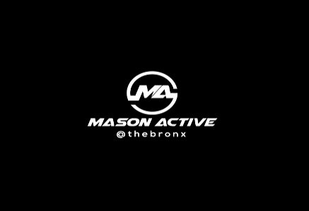 The logo of Mason Active who offer personal training in Colchester, Essex