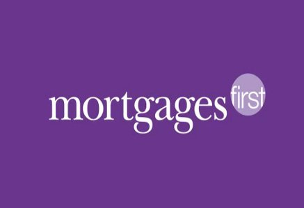 A logo of Mortgages First who provide quality mortgage advice.