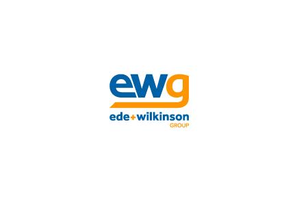 edewilkinson logo. Sponsor of Colchester Villa