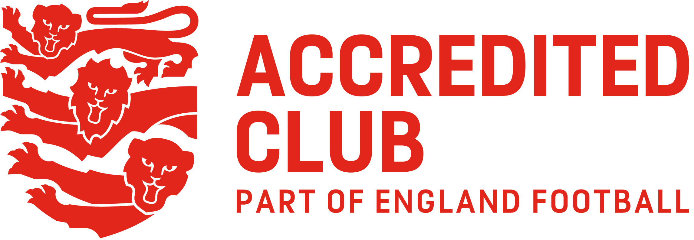 england football accredited